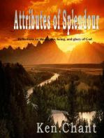 Attributes Of Splendour
