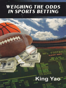 Weighing the odds in sports betting pdf download golf betting directory