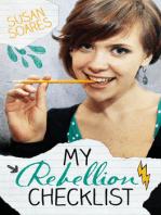 My Rebellion Checklist