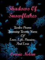 Shadows Of Snowflakes