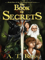 The Book of Secrets (The Word and the Sword, #1)