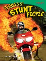 Fearless! Stunt People
