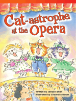 Cat-astrophe at the Opera