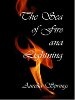 Sea of Fire and Lightning (The Shadow Captain, #1)