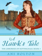 A Hawk's Tale (The Gisbornes of Nottingham, #3)