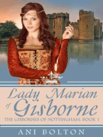 Lady Marian of Gisborne (The Gisbornes of Nottingham, #1)