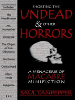 Shorting the Undead & Other Horrors