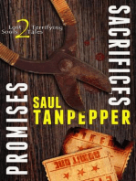 Promises and Sacrifices (Two Terrifying Tales, Two Lost Souls)