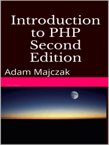 Introduction to PHP, Part 3, Second Edition
