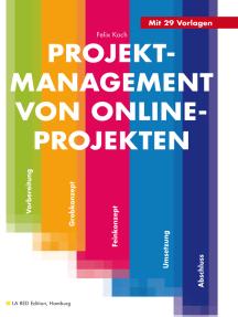 Projektmanagement von Online-Projekten