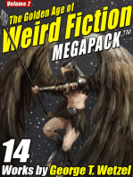 The Golden Age of Weird Fiction MEGAPACK ™, Vol. 2