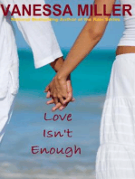 Love Isn't Enough