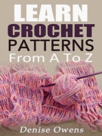 Learn Crochet Patterns