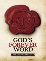 God's Forever Word