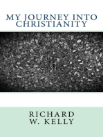 My Journey Into Christianity