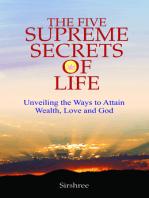 The Five Supreme Secrets of Life