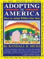 ADOPTING IN AMERICA