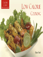 Low Calorie Cooking