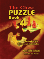 The Chess Puzzle Book 4: Mastering the Positional Principles