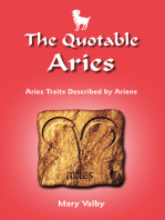 The Quotable Aries