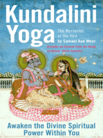 Kundalini Yoga: Unlock the Divine Spiritual Power Within You