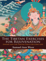 The Tibetan Exercises for Rejuvenation