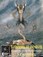 Sorcery In Poitou