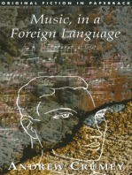 Music, in a Foreign Language