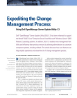 Change Management Services - DELL