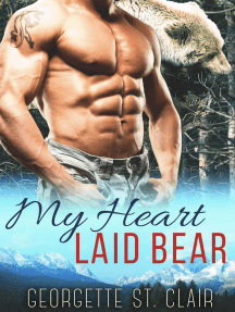 Blue Moon Shifters: My Heart Laid Bear: Blue Moon Junction, #4