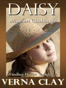 Missouri Challenge: Daisy (Finding Home Series #3)
