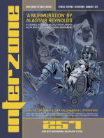 Interzone #257 (Mar - Apr 2015)