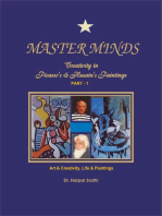 Master Minds: Creativity in Picasso's & Husain's Paintings. (Part 1): 1, 2, 3, 4, 5, #1