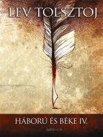 Háború és béke IV. kötet