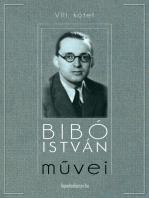 Bibó István művei VIII. kötet