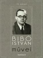 Bibó István művei IV. kötet