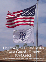 Honoring the United States Coast Guard – Reserve (USCG-R)