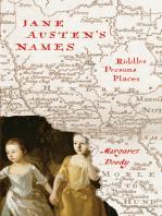 Jane Austen's Names