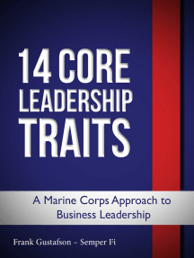 14 Core Leadership Traits A Marine Corps Approach To Business