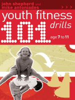 101 Youth Fitness Drills Age 7-11