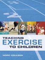 Teaching Exercise to Children