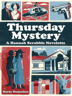 Thursday Mystery - A Hannah Scrabble Novelette