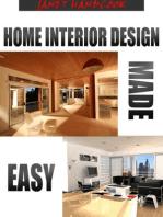 Home Interior Design Made Easy