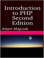 Introduction to PHP, Part 5, Second Edition
