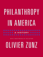 Philanthropy in America: A History - Updated Edition