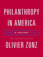 Philanthropy in America