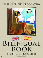 Bilingual Book - The Life of Cleopatra (Spanish - English)