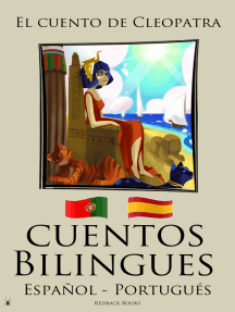 Cuentos Bilingues El cuento de Cleopatra (Portugués - Español)