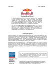 Case Study on Anti-Brand Brand - Red Bull