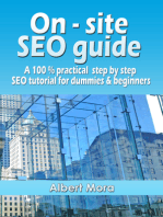 On-site SEO Guide